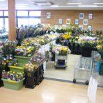 9月18日より,お彼岸の花きの販売コーナーを拡充し拡販体制に入ります。